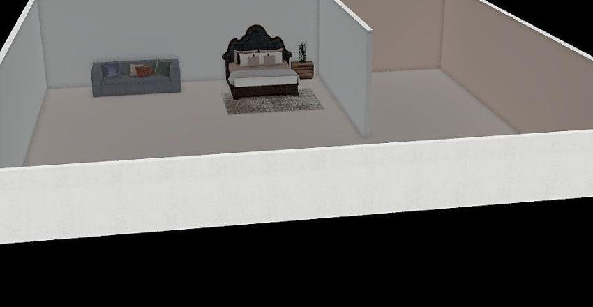 การงาน Interior Design Render