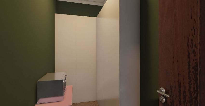 AP 113 Interior Design Render