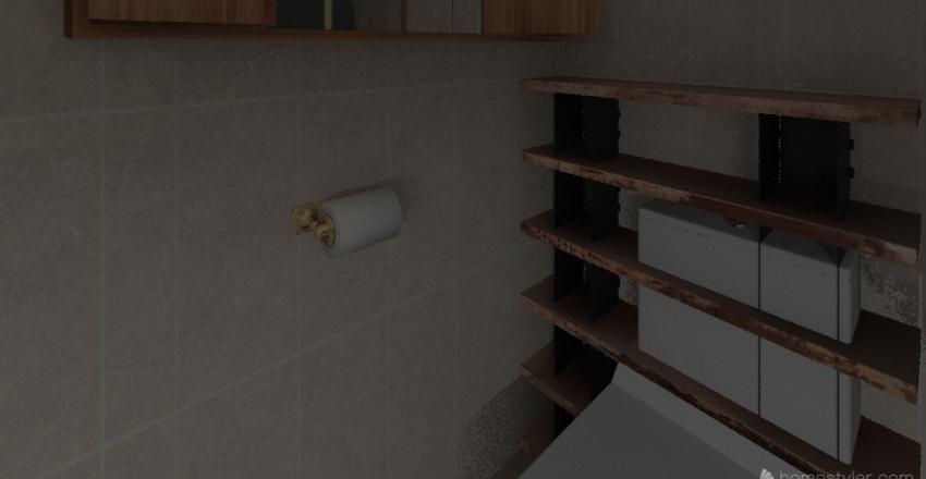 flat project new3 Interior Design Render