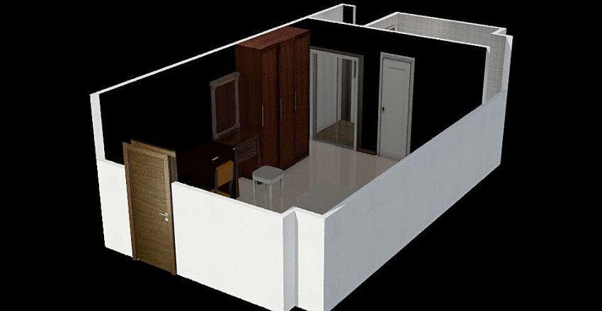 ห้อง1512 Interior Design Render