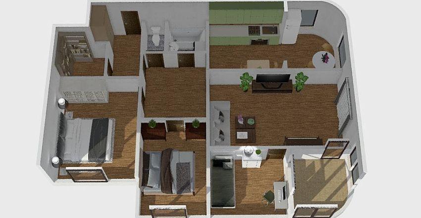 DimaFabijoniskes Interior Design Render