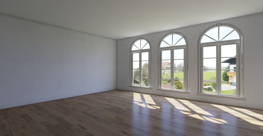 Ball guest suite Interior Design Render