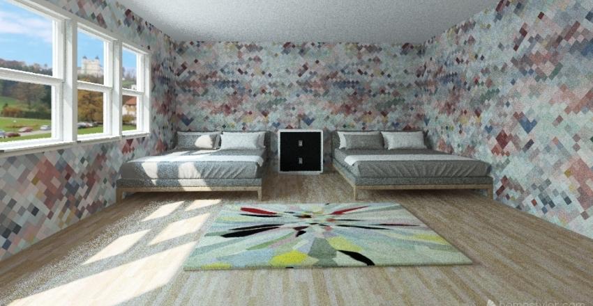 turn in Interior Design Render