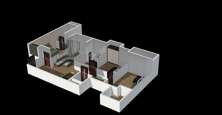 jaipur plan Interior Design Render