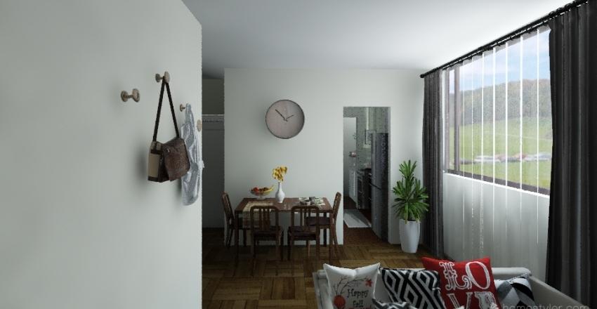 Projeto Interior Design Render