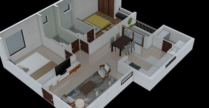 type  2a 1 Interior Design Render