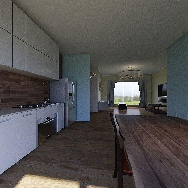 home design assignment  Interior Design Render