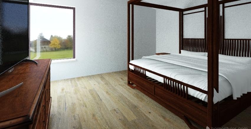 stockett starter home Interior Design Render