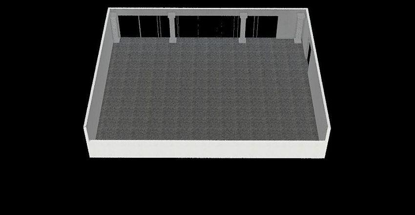 base Interior Design Render