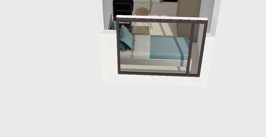 我的房間 Interior Design Render