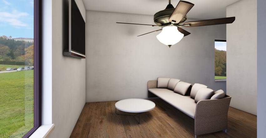 Guest house Interior Design Render
