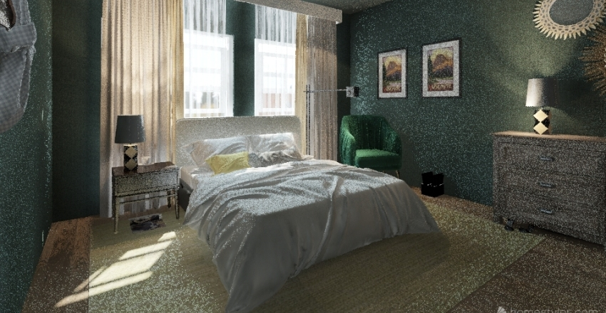 shouse Interior Design Render