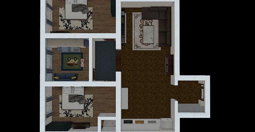 rr Interior Design Render
