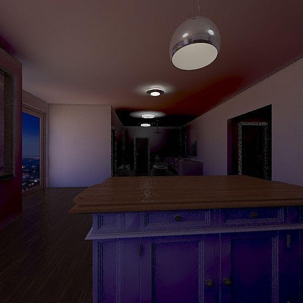 Home&Auto Interior Design Render