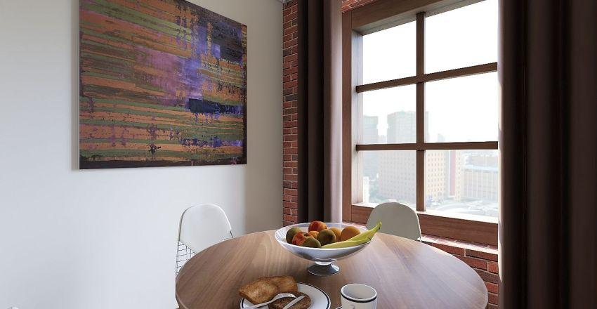 Проект_квартиры3 Interior Design Render