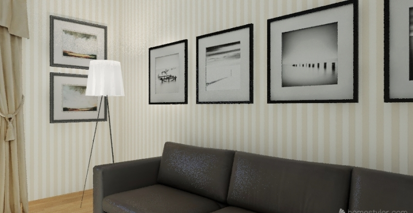 FarZee Interior Design Render
