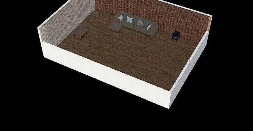 Kuku Interior Design Render