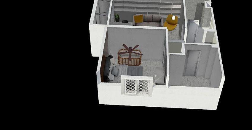 Sinaia Masurata Interior Design Render