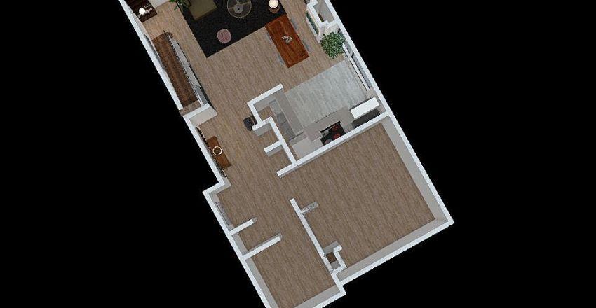16A_V1 Interior Design Render