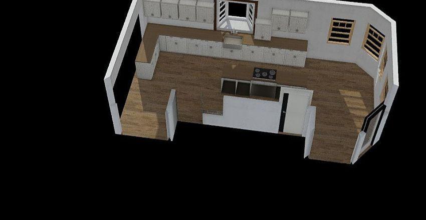 Redmond Interior Design Render