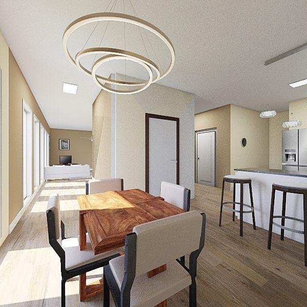 Home & Auto Design Interior Design Render