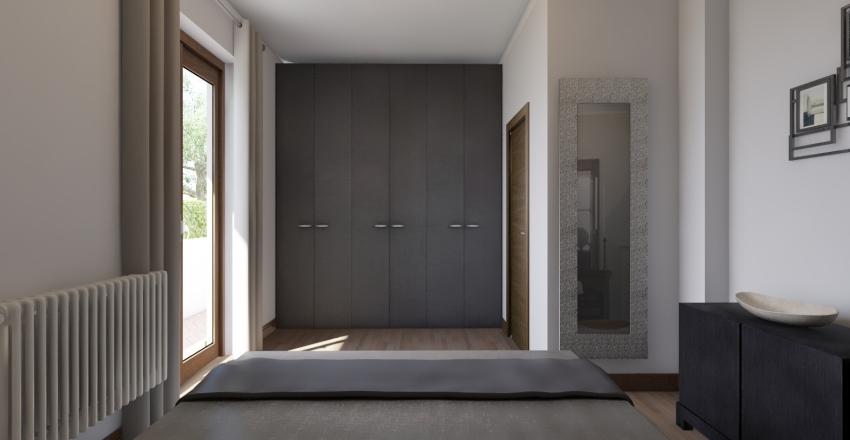Ristrutturazione interna Interior Design Render