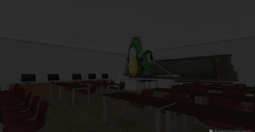 class Interior Design Render