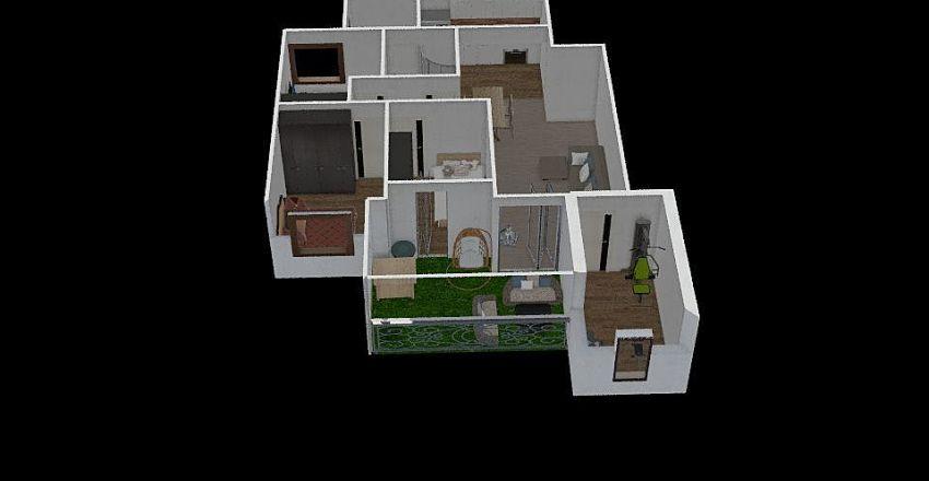 davidzon blank Interior Design Render