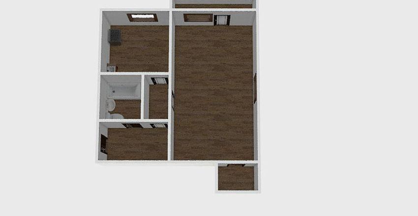 1-комн_008_2 Interior Design Render