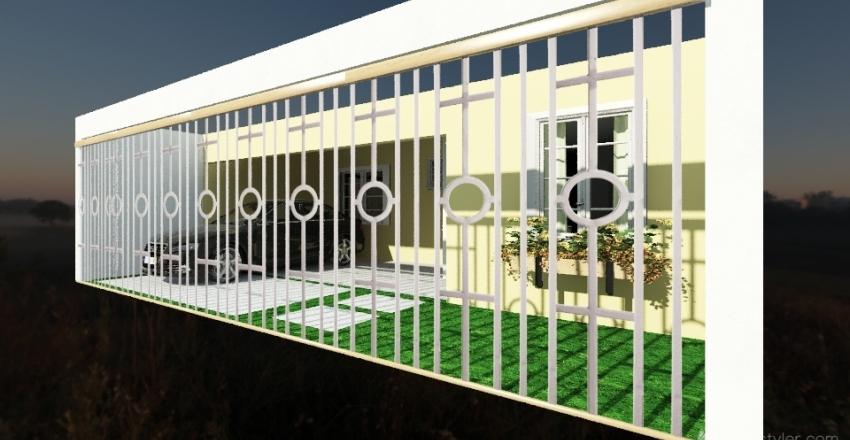 casa top tia Interior Design Render