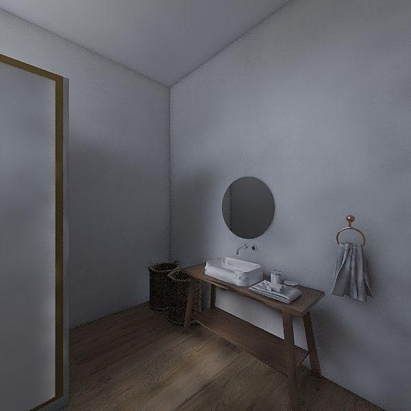 בית פרוס  Interior Design Render
