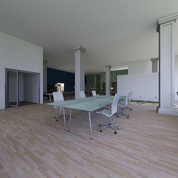Office_218/219_V1 Interior Design Render