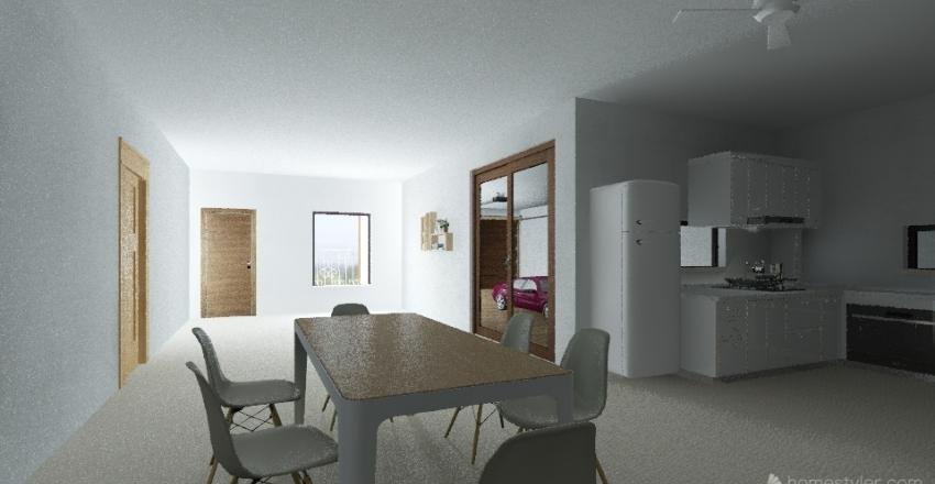 joaquin 1 Interior Design Render