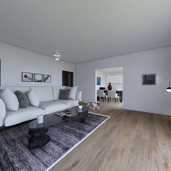 First Assignment Interior Design Render
