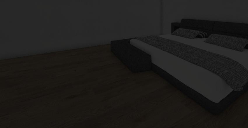 My room (In Grandmas house) Interior Design Render