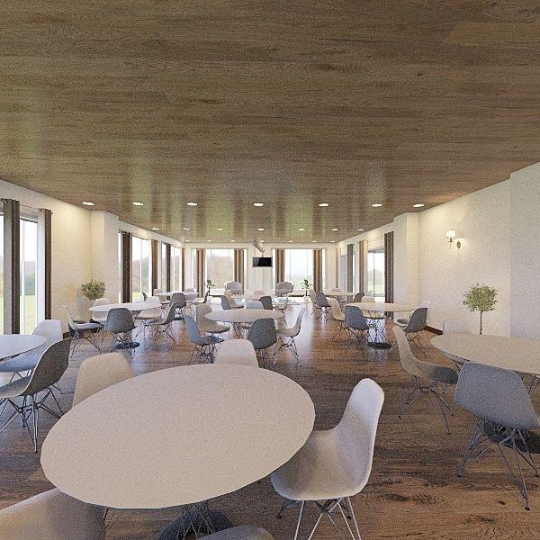 Sl Cascais-Banquete Interior Design Render