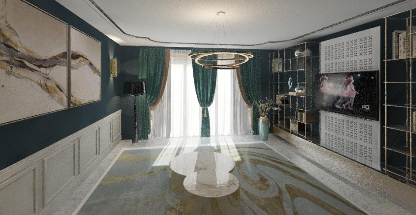 4REFFF  Interior Design Render