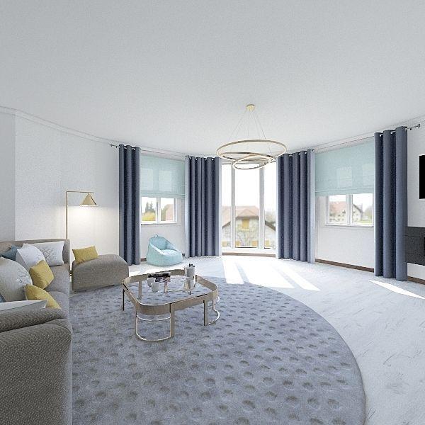 липинського 4 Interior Design Render