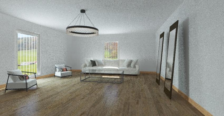 пробный проект Interior Design Render