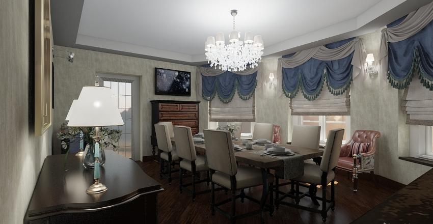 1_DINNER ROOM LARUSHINO Interior Design Render