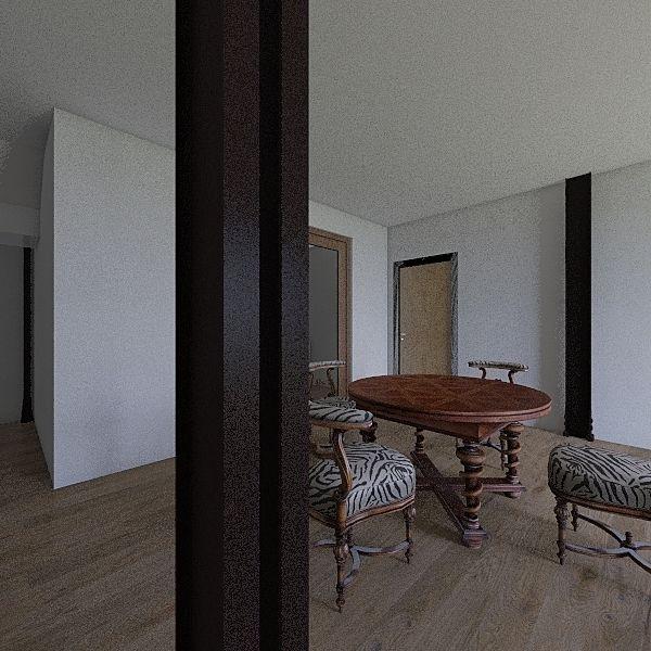 KY3_1st_Floor Interior Design Render