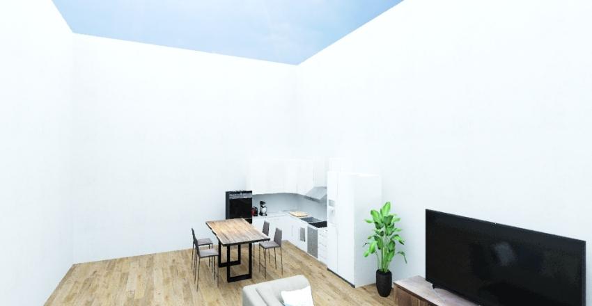 room 0506 F1 Interior Design Render