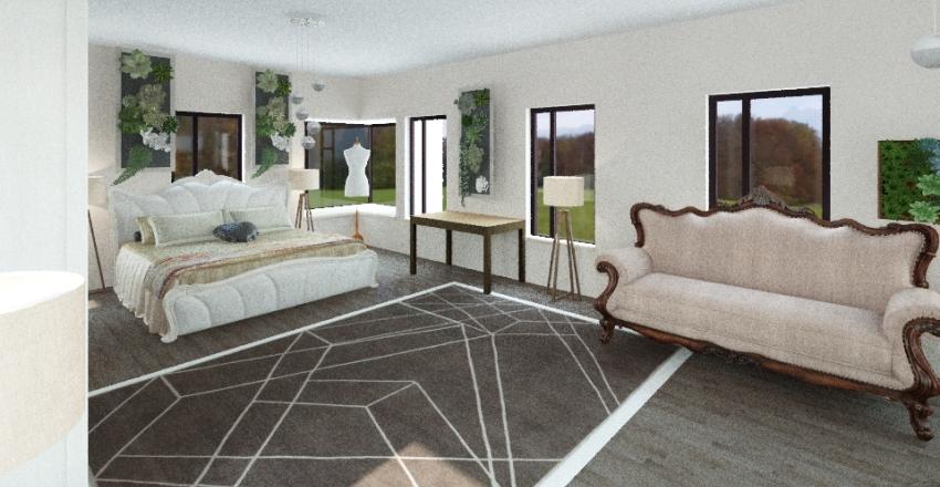 bedroom 0.01 Interior Design Render