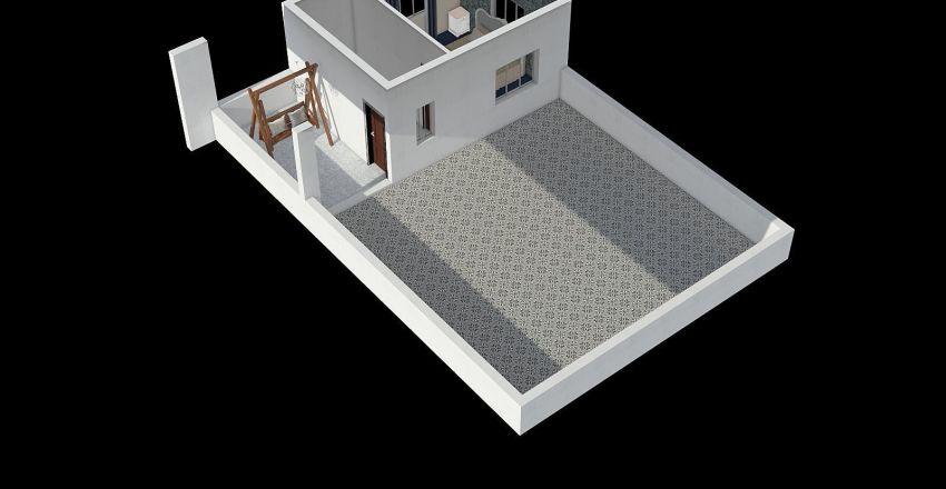 FIRT FLOOR MAHESH SIR  Interior Design Render