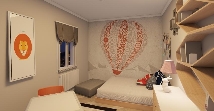 mat2 Interior Design Render
