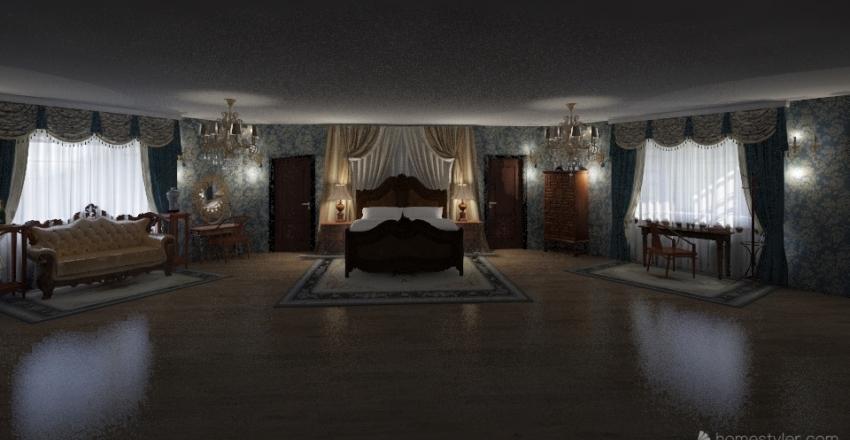escena2 Interior Design Render
