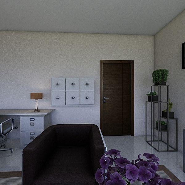 Sala 2 pers 3ra edad Interior Design Render