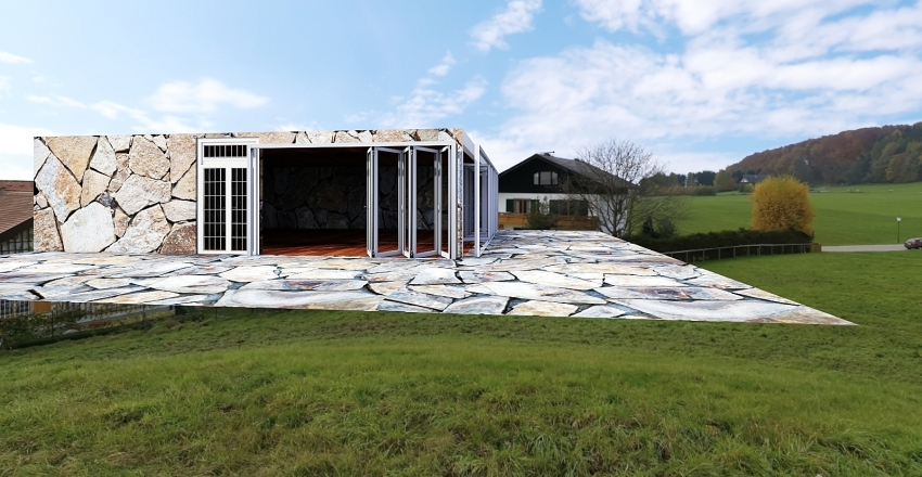 casa munte Interior Design Render