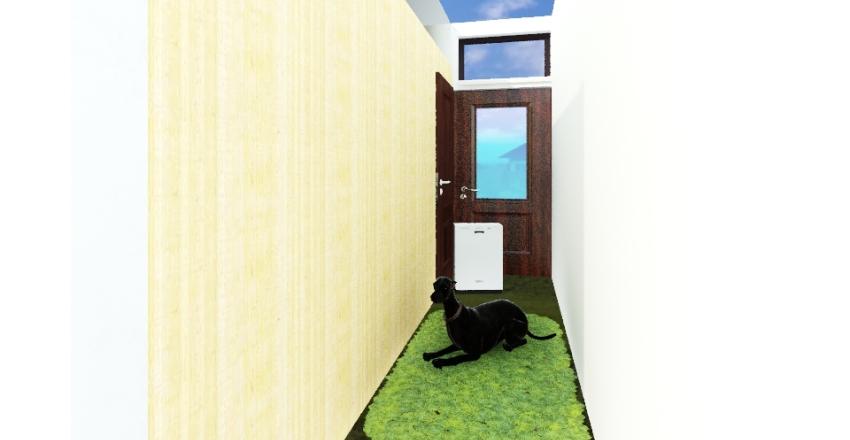 grass design Interior Design Render
