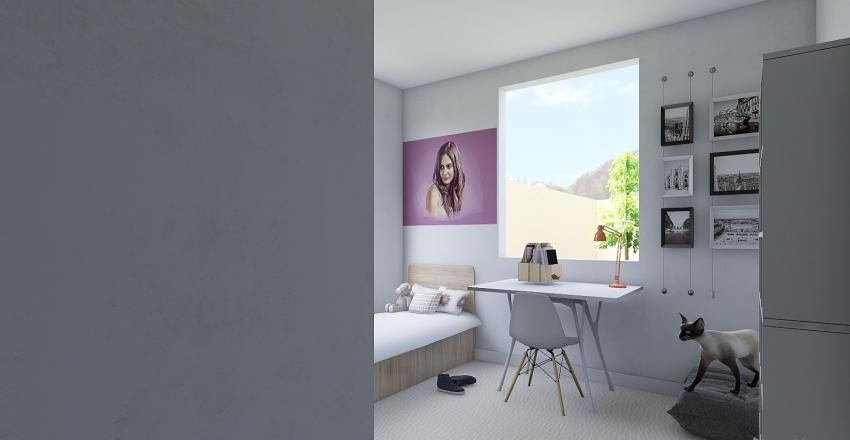 New_bedroom_030819 Interior Design Render